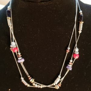 NWOT Ruby Rd necklace